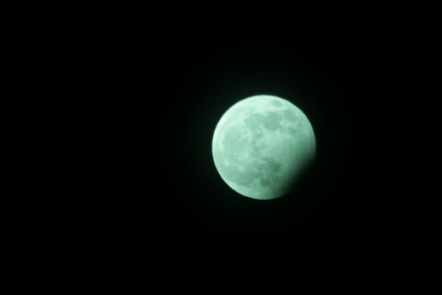 Eclipse lune 2009-12-31